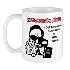 Reformation Police Mug
