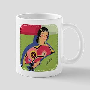 Alluring Gypsy Dancer Mug
