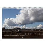 Pawleys Island Wall Calendar (Design 1)
