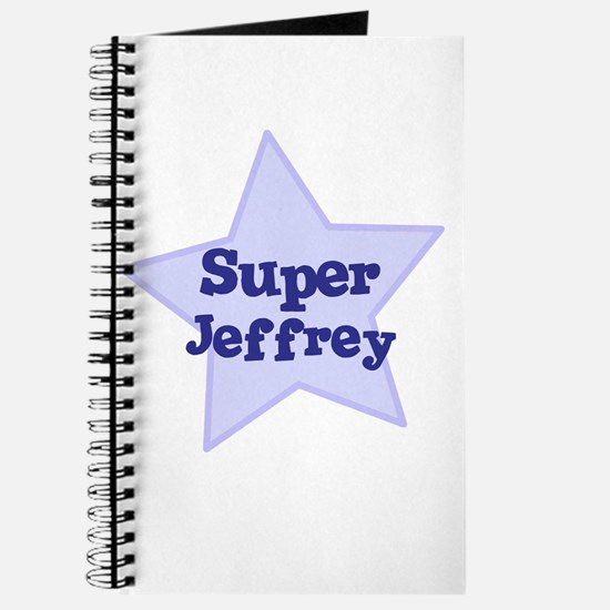 Super Jeffrey Journal