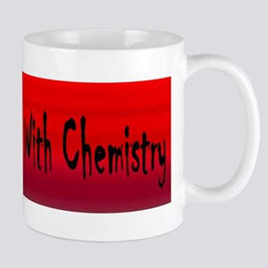 Lab Techs Do It With Chemistry Mug