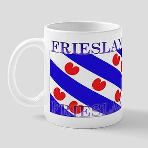 Friesland Frisian Flag Mug