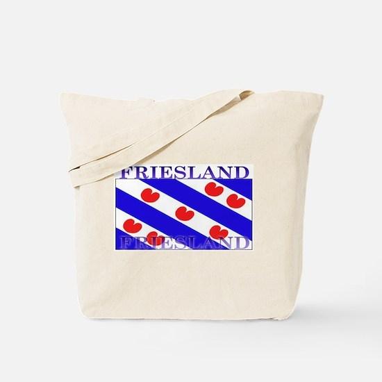 Friesland Frisian Flag Tote Bag