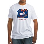 Capricorn Fitted T-Shirt