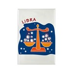 Libra Rectangle Magnet