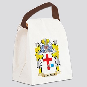 O'Donnell Family Crest - Coat Canvas Lunch Bag