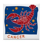 Cancer Tile Coaster