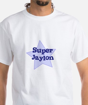 Super Jaylon White T-Shirt