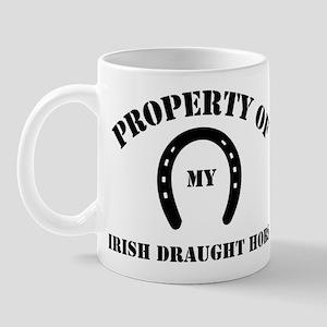 My Irish Draught Horse Mug