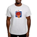 Taurus Ash Grey T-Shirt