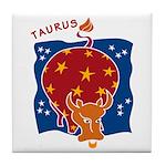 Taurus Tile Coaster