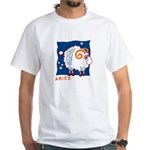 Aries White T-Shirt