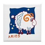 Aries Tile Coaster