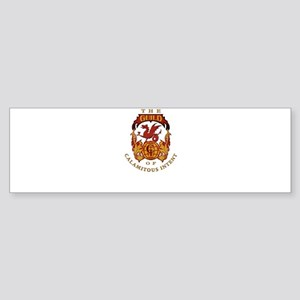 The Guild of Calamitous Inten Bumper Sticker