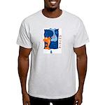 Pisces Ash Grey T-Shirt