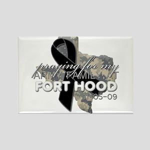 Fort Hood Memorial Rectangle Magnet