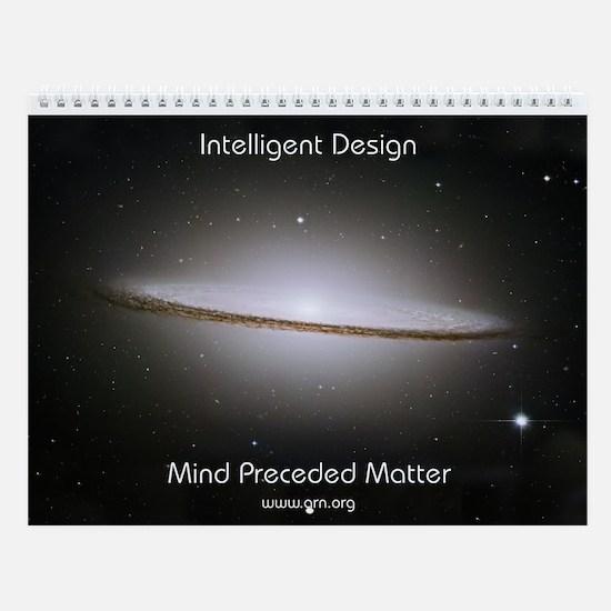 """""""Mind Preceded Matter"""" 2006 Wall Calendar"""