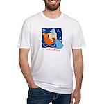 Aquarius  Fitted T-Shirt