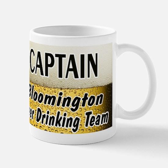 Bloomington Beer Drinking Team Mug