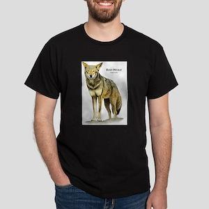 Red Wolf Dark T-Shirt