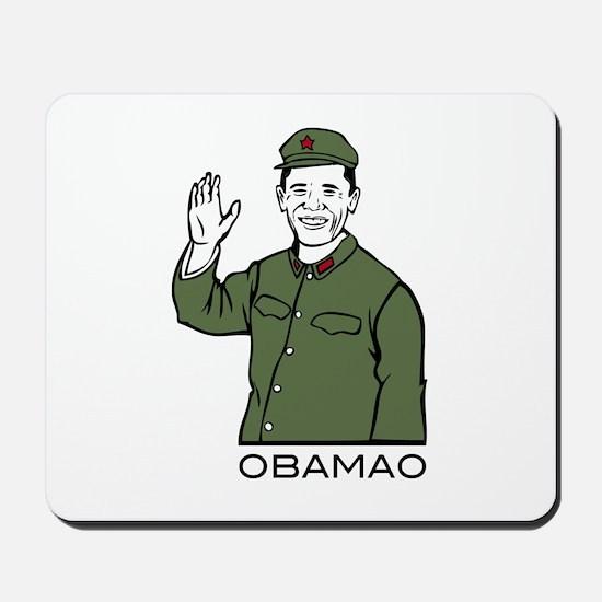 Obamao Mousepad