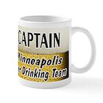 Minneapolis Beer Drinking Team Mug
