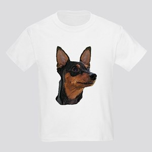 Miniature Pinscher Kids Light T-Shirt