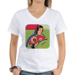 Alluring Gypsy Dancer Shirt