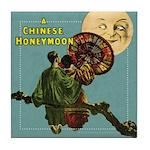 Chinese Honeymoon Tile Coaster