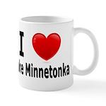 I Love Lake Minnetonka Mug