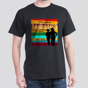 Bob & Santa's Golden Anniversary - Dark T-Shirt