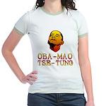 Oba-Mao Tse-Tung Jr. Ringer T-Shirt