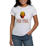 Oba-Mao Tse-Tung Women's T-Shirt