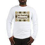 Lake Minnetonka Loon Long Sleeve T-Shirt