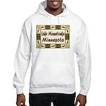 Lake Minnetonka Loon Hooded Sweatshirt
