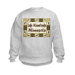 Lake Minnetonka Loon Kids Sweatshirt