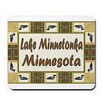 Lake Minnetonka Loon Mousepad