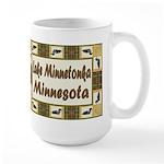 Lake Minnetonka Loon Large Mug