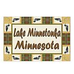 Lake Minnetonka Loon Postcards (Package of 8)