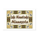 Lake Minnetonka Loon Mini Poster Print