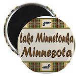 Lake Minnetonka Loon Magnet