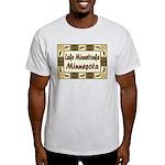 Lake Minnetonka Loon Light T-Shirt
