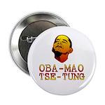 "Oba-Mao Tse-Tung 2.25"" Button (10 pack)"