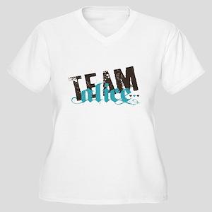 Team Alice Women's Plus Size V-Neck T-Shirt