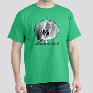 Border Collie Drive Dark T-Shirt