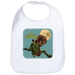Chinese Honeymoon Bib
