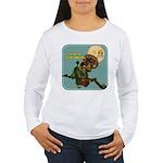 Chinese Honeymoon Women's Long Sleeve T-Shirt