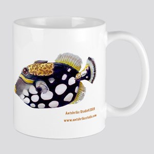 Clown Triggerfish Mug