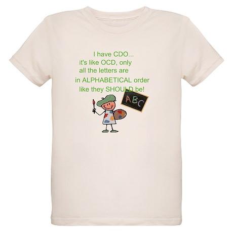 CDO cuz that's how it should Organic Kids T-Shirt