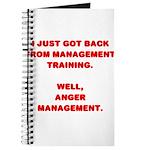 Anger Management Journal